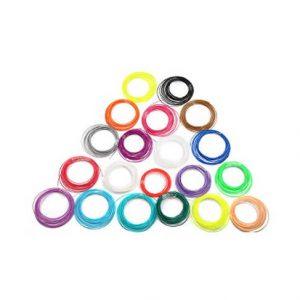 20 stuks 3d pen pla filament