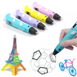 3d pen advanced lcd intro